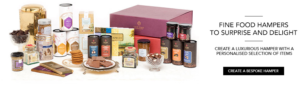 FINE FOOD HAMPERS TO SURPRISE AND DELIGHT