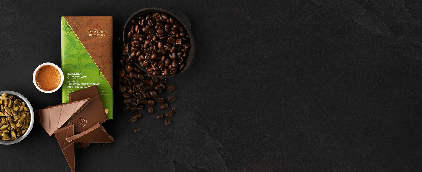 Coffee and Chocolate, the perfect pairing