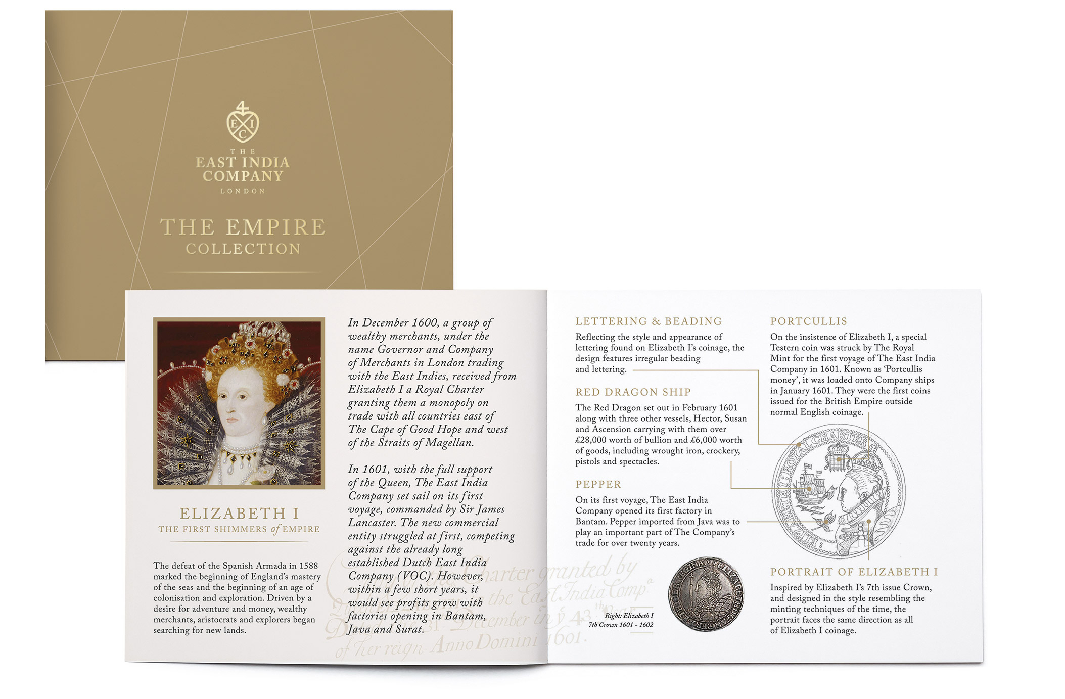 Empire Booklet