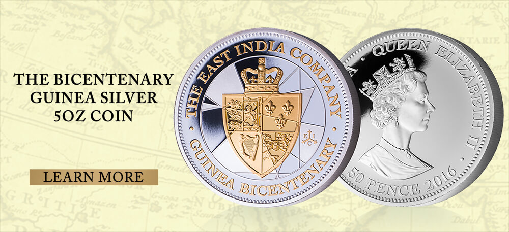 The East India Company - Gold and Silver Coins