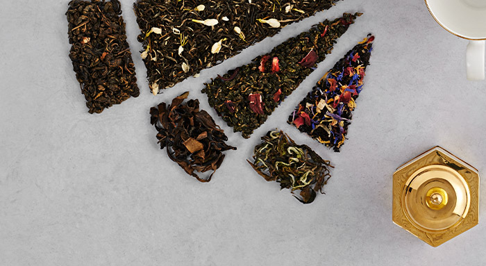 Oolong Teas and Specialty Teas
