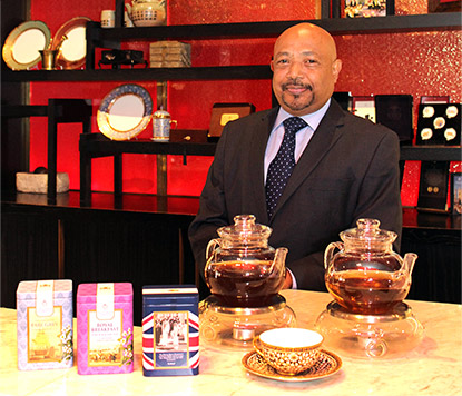 Meet our Tea Master