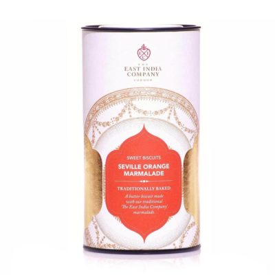 Seville Orange Marmalade Biscuits