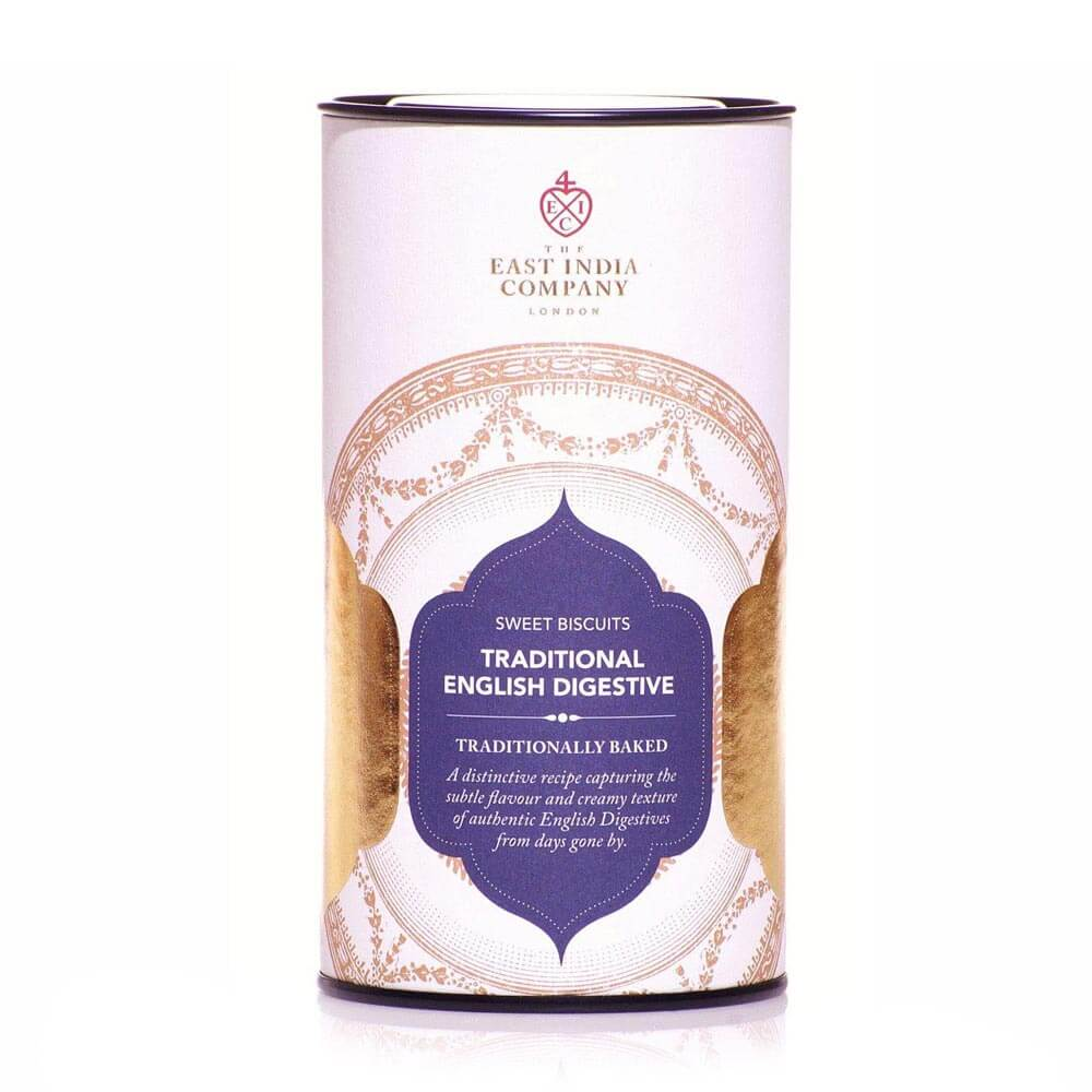 Traditional English Digestive Sweet Biscuit The East India Company