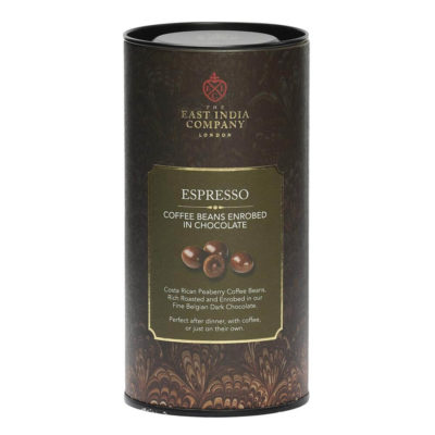 Dark Chocolate Enrobed Espresso Coffee Beans