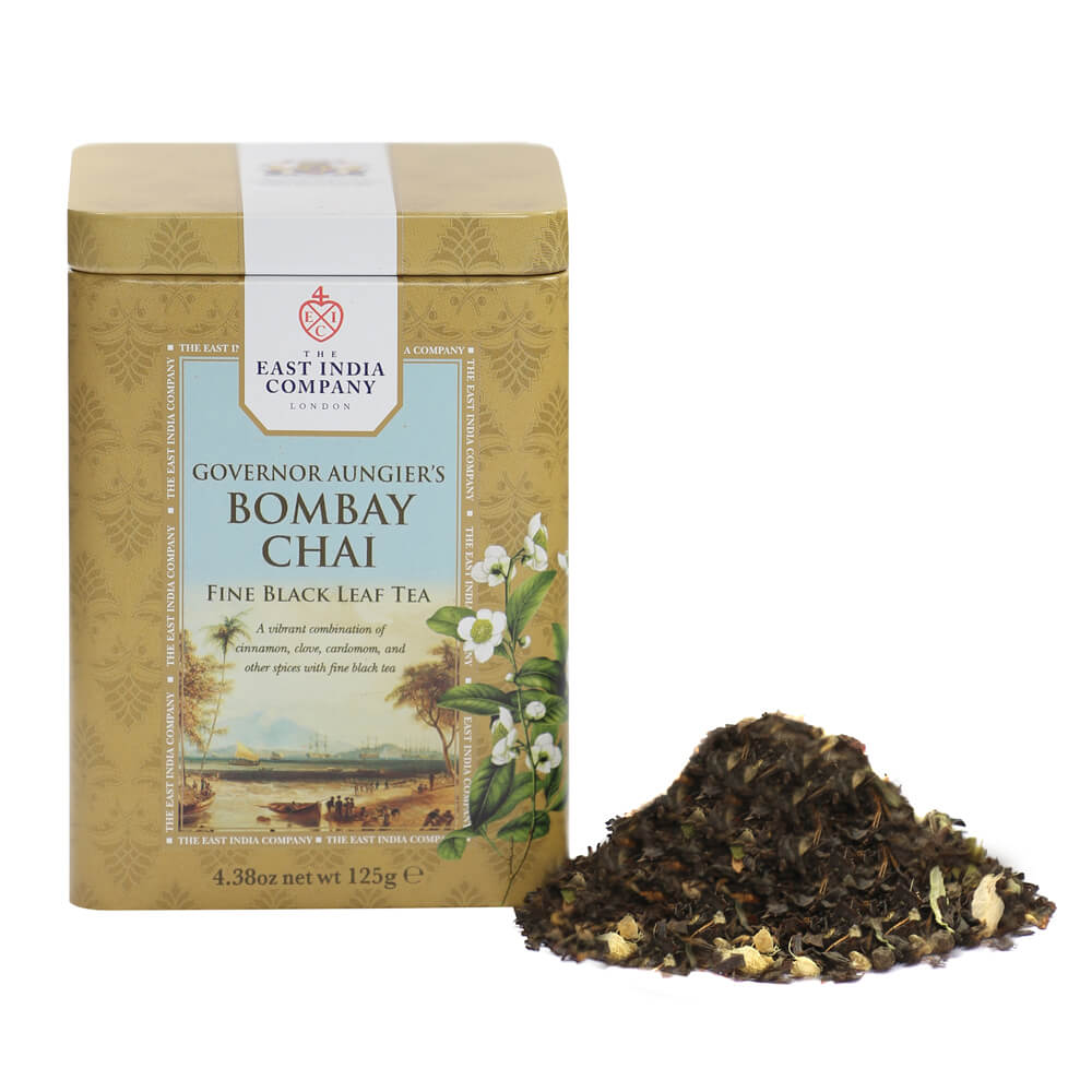 Governor Aungier's Bombay Chai Loose Tea Caddy 125g