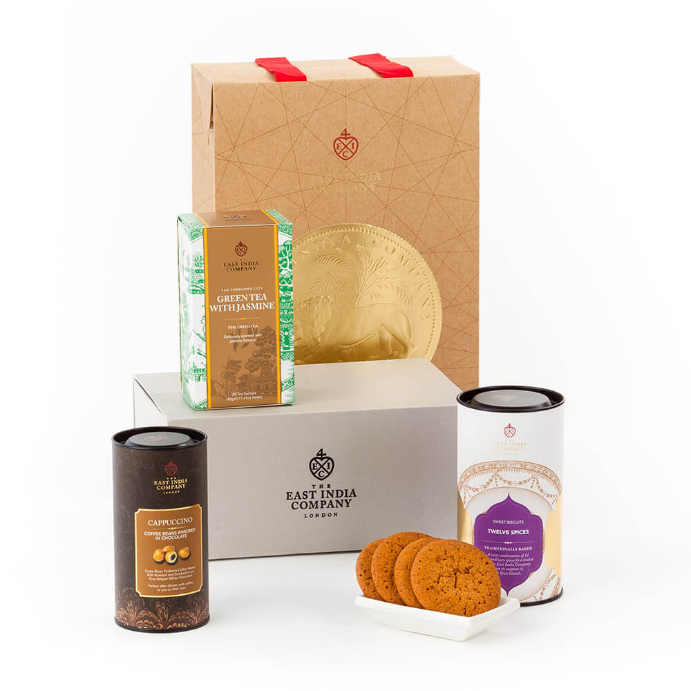 Wedding Gift Hampers India : ... Delights Gift Hamper Gift Basket The East India Company