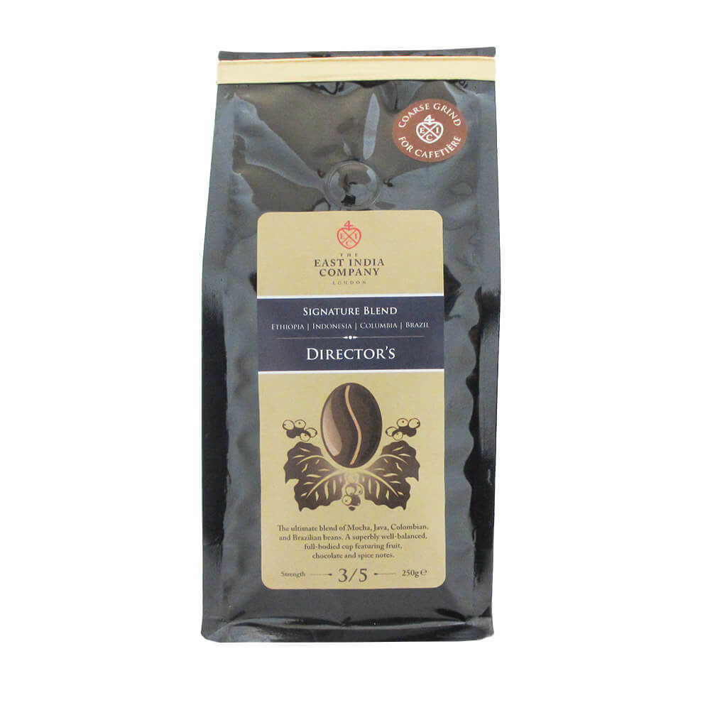 premium selection a0db7 dd9bf Director's Blend Cafetiere Grind 250g