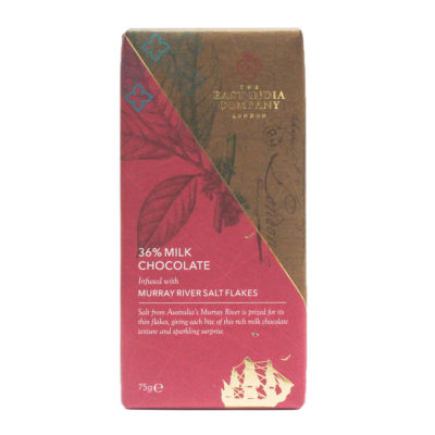 Milk Chocolate Bar with Australian Murray River Salt