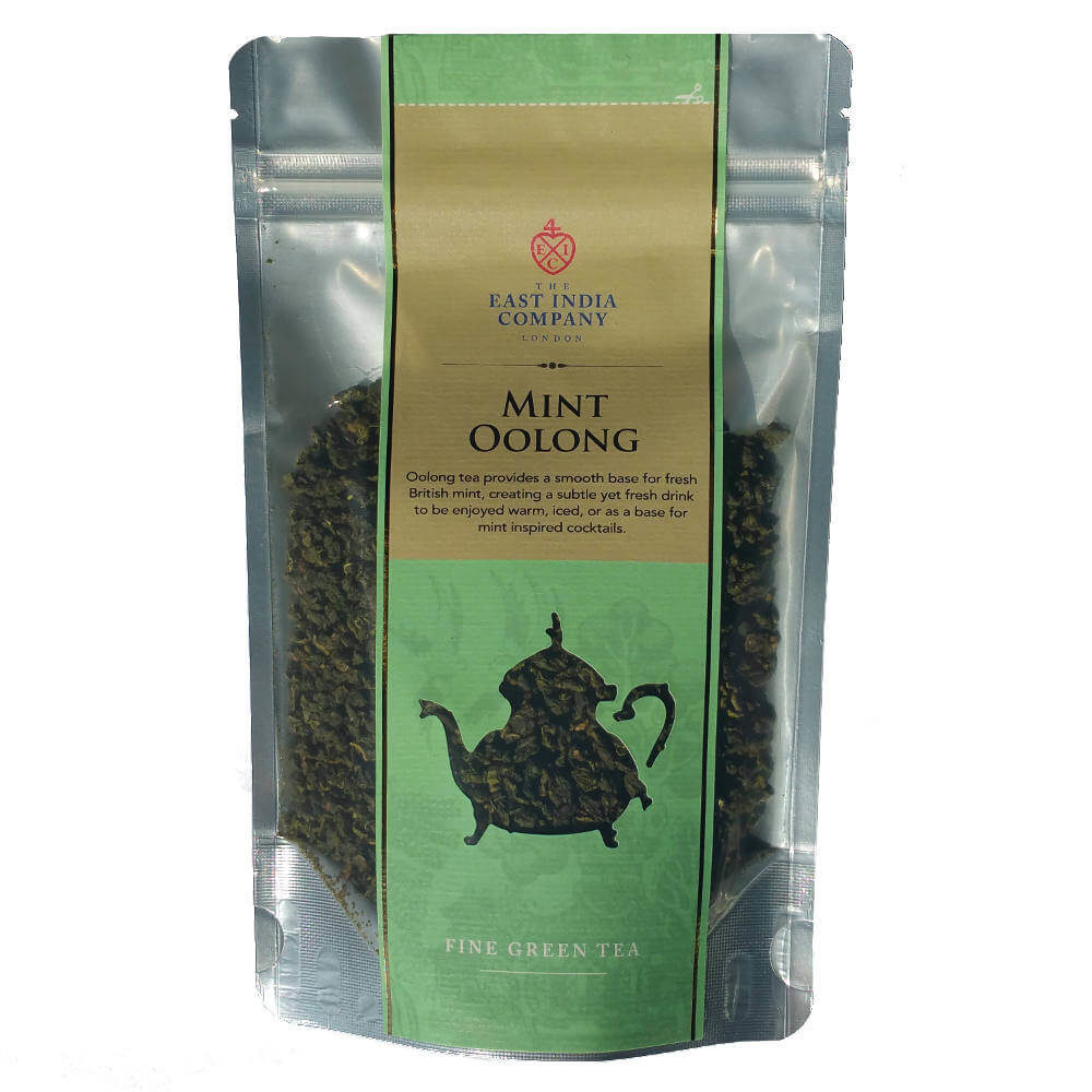 Mint Oolong Tea