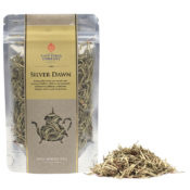 Silver Dawn White Tea with Persian Saffron 50g Pouch