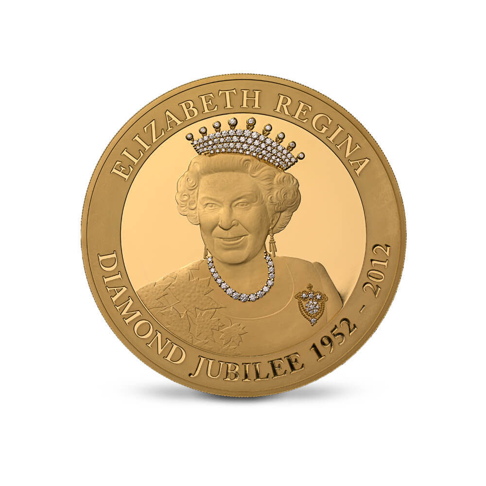 The East India Company - The Diamond Jubilee Gold Kilo