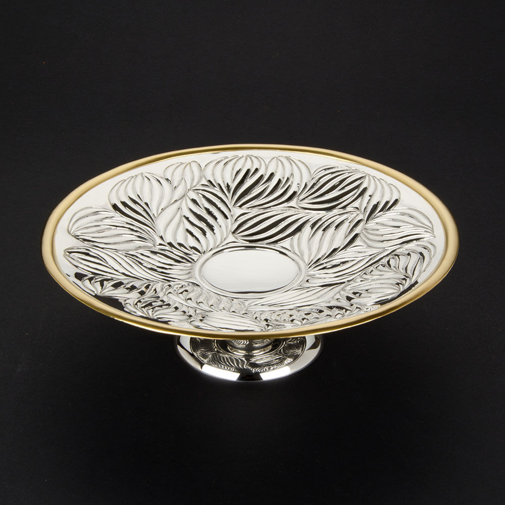 Chased Small Platter II