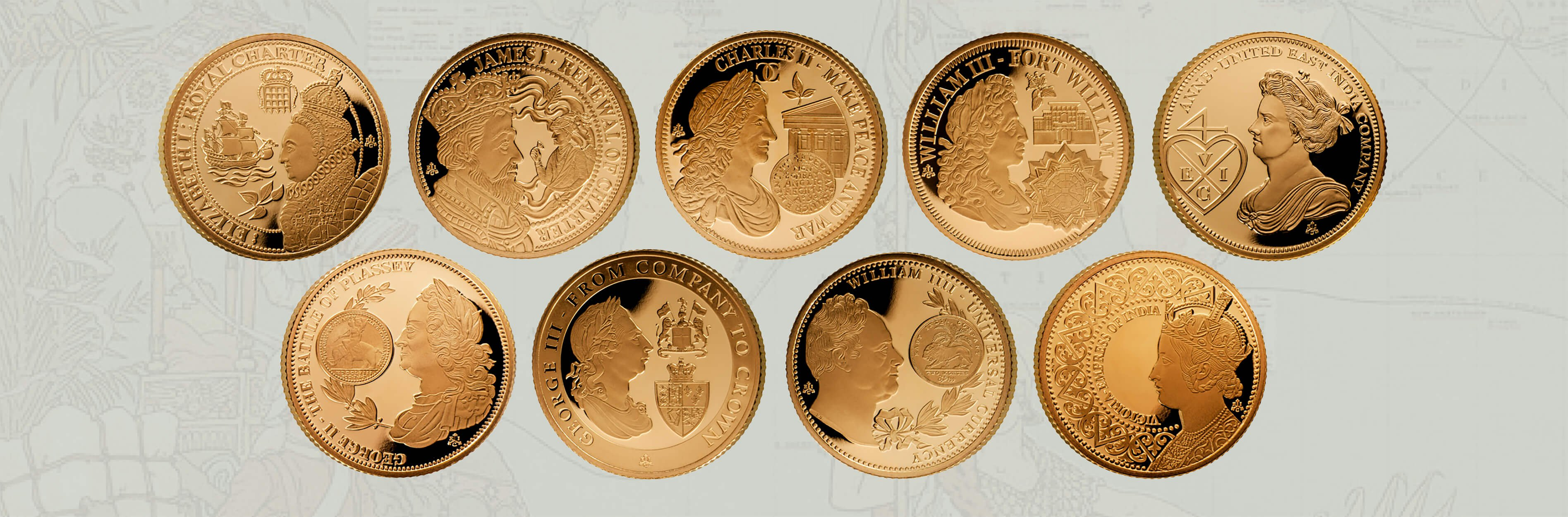 Empire Coin Timeline