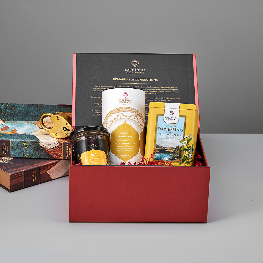 Darjeeling Small Food Hamper