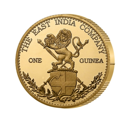 The 2012 One Guinea Gold Coin