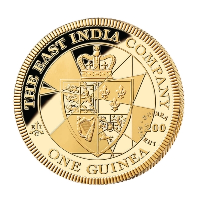 2016 Bicentenary One Guinea Gold Proof Coin