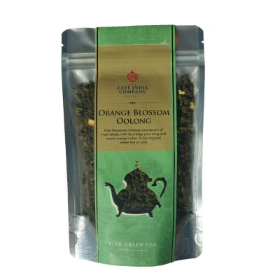 Orange Blossom Oolong Tea Pouch 100g